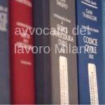 codici del avvocato del lavoro Milano