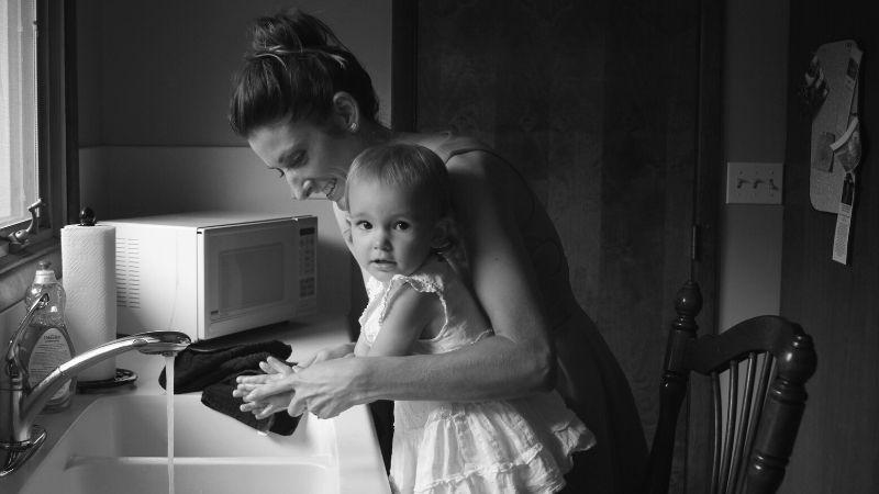 l'affidamento dei figli quando la madre è senza reddito