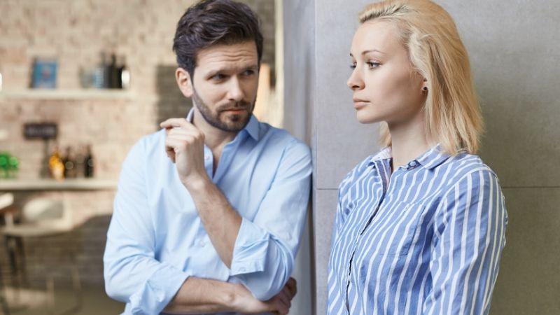 ex marito non vuole lasciare la casa coniugale dopo il divorzio